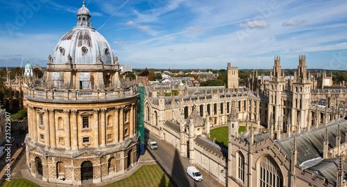 Fotografia Oxford, England