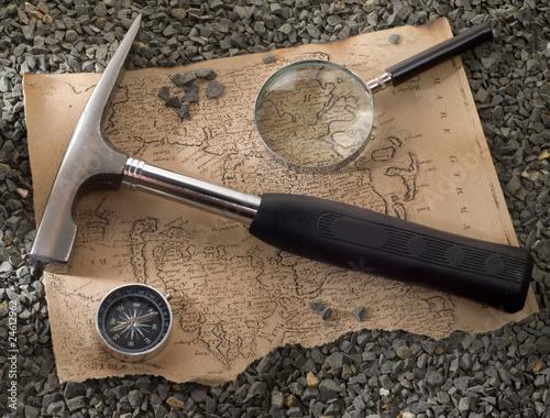 Fotografia, Obraz scientific expedition