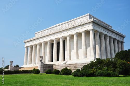 Obraz na płótnie Lincoln Memorial  in Washington