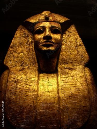 Photo Egyptian Sarcophagus