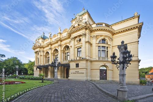 Kraków Teatr Słowackiego