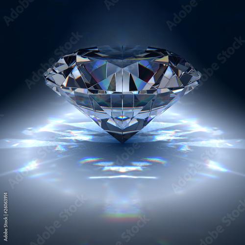 Diamond jewel #26063914