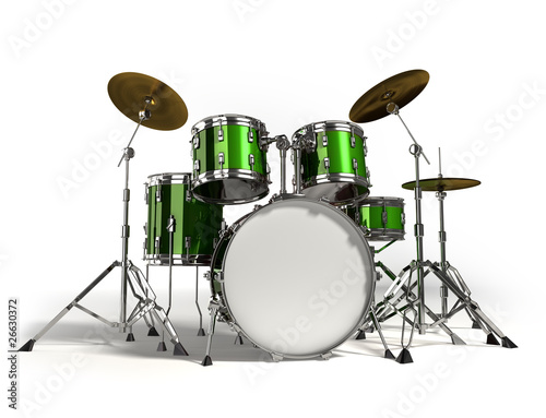 Carta da parati Drum kit