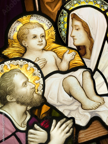 Holy family #26772715