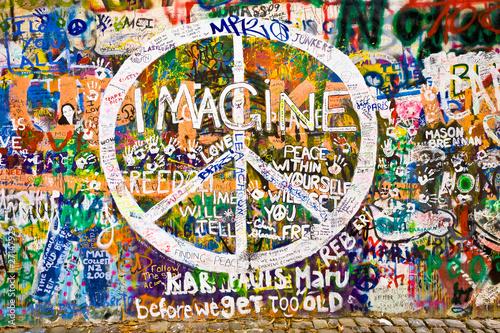 Wallpaper Mural Símbolo de la Paz