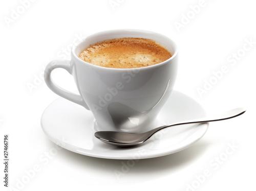 Obraz na płótnie Cappuccino cup