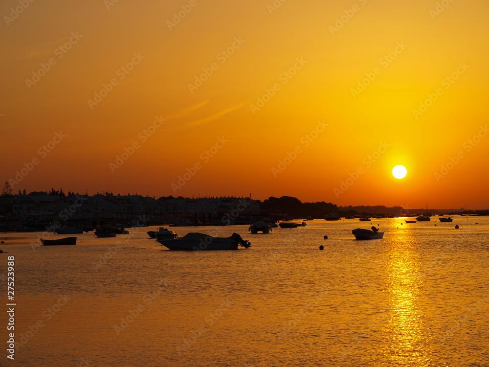 Portugalski wschód słońca