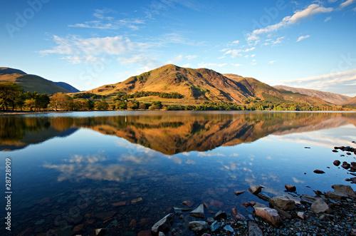 Fototapeta Lake Buttermere Lake District