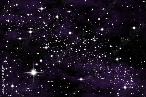 Star in the universe