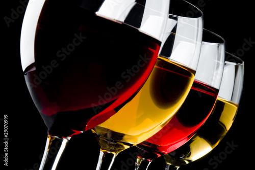 Foto vino argentino