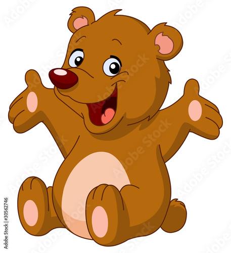 Happy teddy bear #30562746