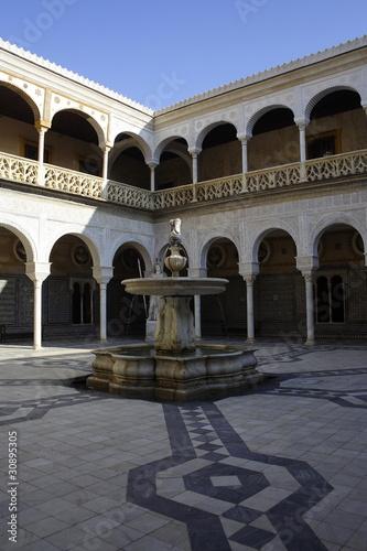 Obraz na plátně Sevilla, house of Pilato