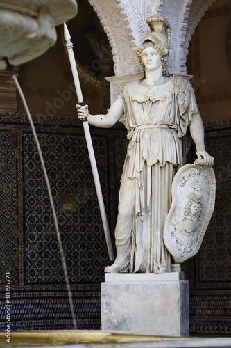 Fotografie, Obraz Sevilla, house of Pilato