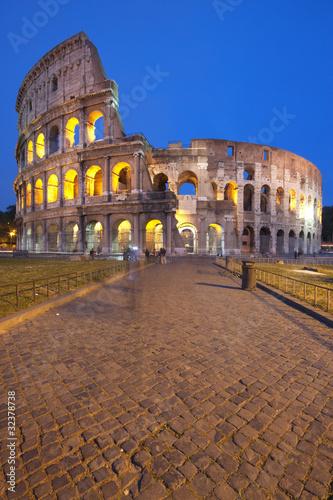 Obraz na płótnie Coliseum