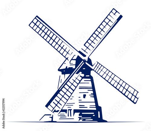 Valokuva mill emblem