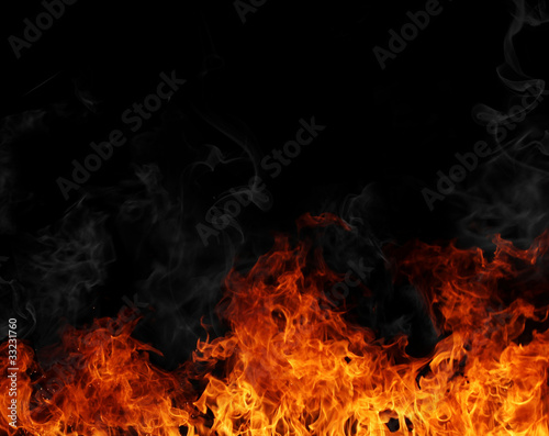 Fire background #33231760