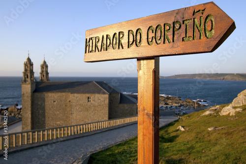 Faro y Santuario de Nuestra Señora de La Barca, Muxia, La Coru