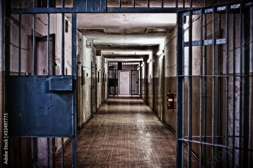Obraz na płótnie Stasi-Gefängnis Hohenschönhausen