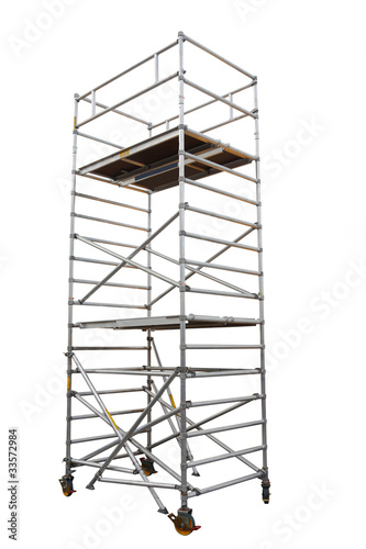 Photo scaffold