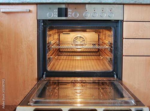 Fotografie, Tablou Open oven