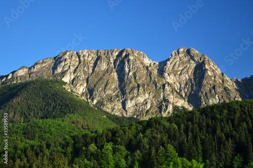 Tatra mountains Giewont