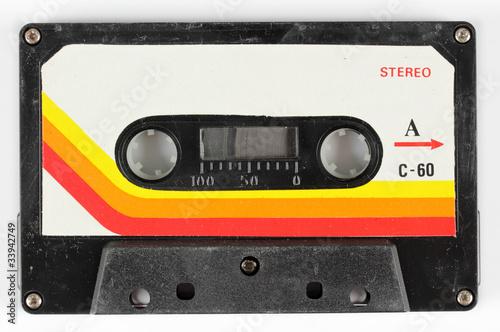 Obraz na plátně old cassette