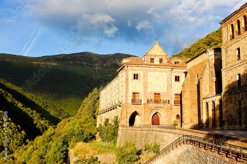 Nuestra Senora de Valvanera Monastery, La Rioja, Spain