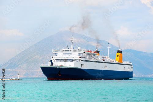 Fotografia Ferry boat