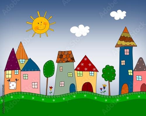 Ilustracja dla dzieci