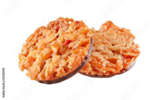Photo Florentine cookies
