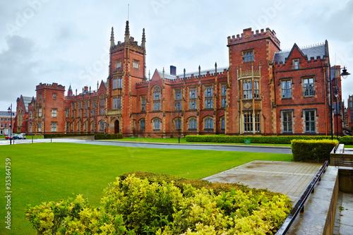 Queen's University of Belfast Fototapeta
