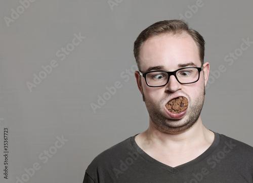 Fotografia i like cookies