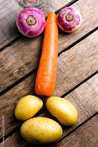 Платно Monsieur Légumes