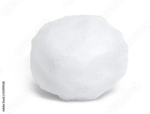 Photo snowball