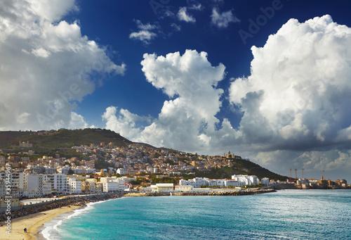 Algiers city, Algeria