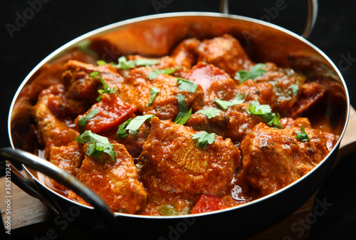 Canvas-taulu Indian Chicken Curry