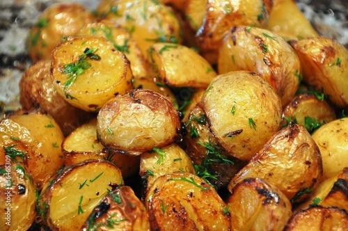 Yukon baby potatoes