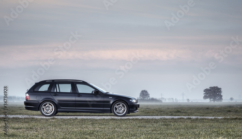 Photo BMW e46 330d Touring M-Paket
