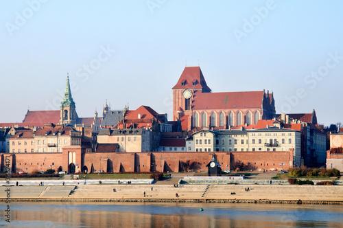 The old town of Torun