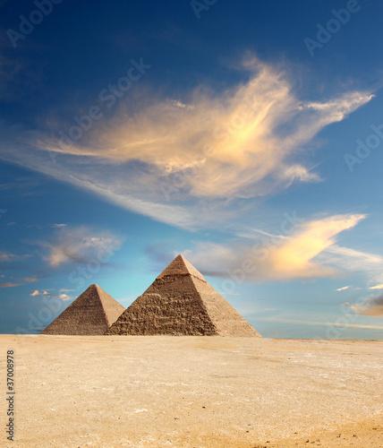 Fotografia Egypt pyramid