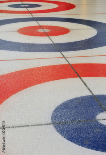 Stampa su Tela Curling