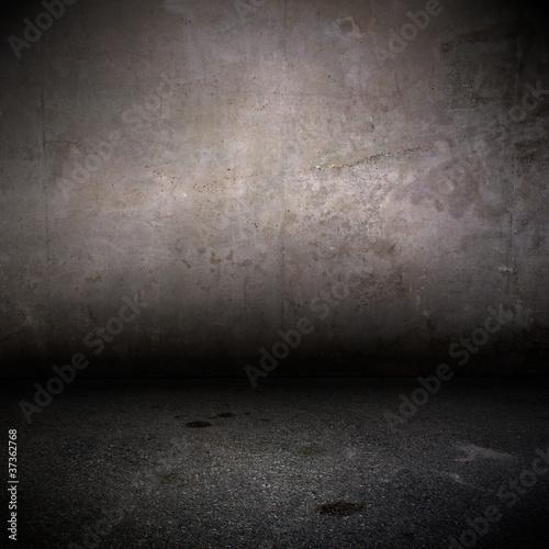 Fotografia Tło grunge ścian betonowych
