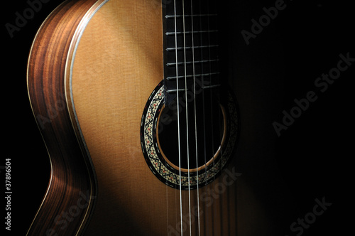 Classical Guitar Fototapet