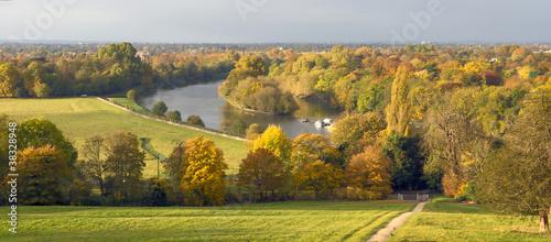 Fotografia Richmond Hill in Autumn