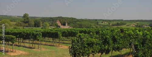 Photo Sauveterre-de-Guyenne ; Gironde ; Aquitaine