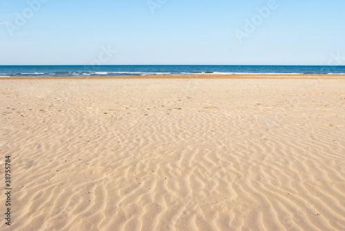 Carta da parati Beach sand