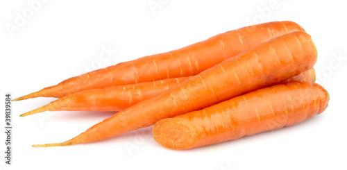 Obraz na plátne carrots