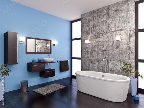 Fotografija Salle de bain design 1