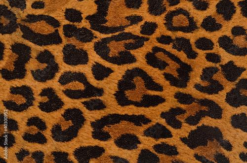 Wallpaper Mural Leopard print pattern