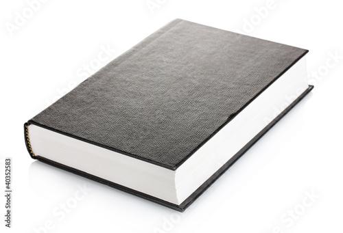 Obraz na plátně Bible isolated on white